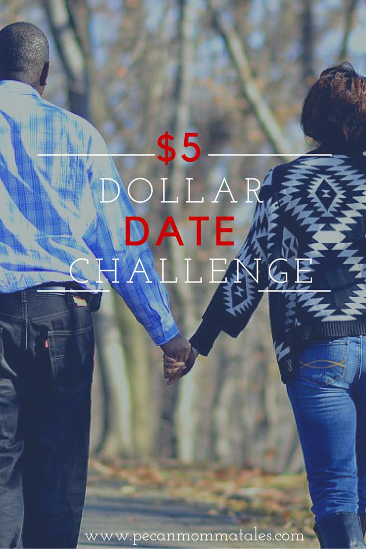 Dollar date challenge graphic