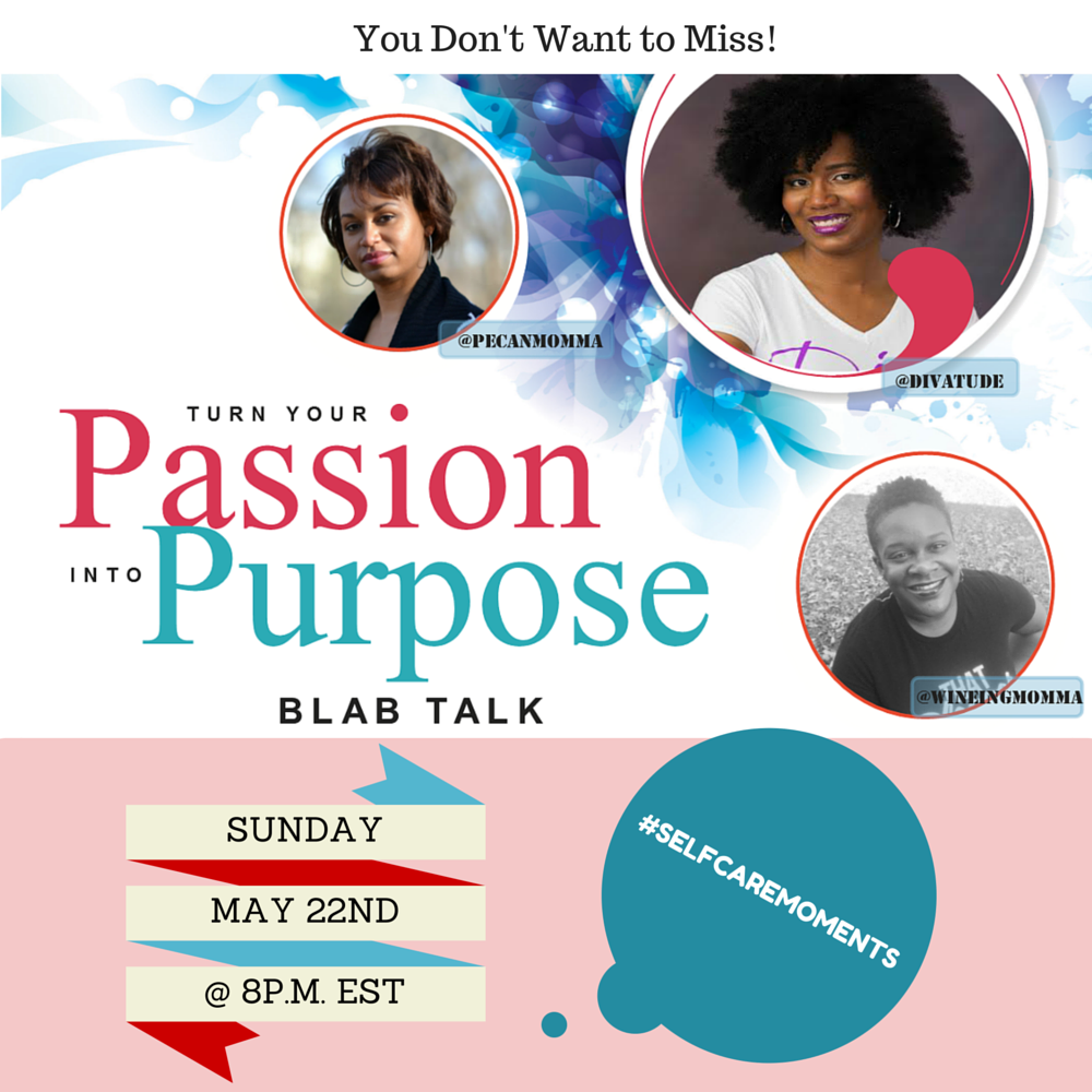 PASSION & PURSPOSE BLAB GRAPHIC