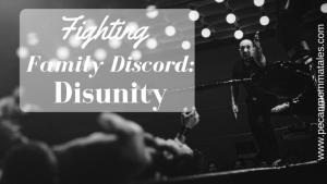 fighting family disunity