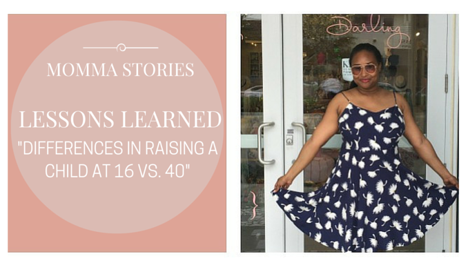 MOMMA STORIES lESSONS lEARNED