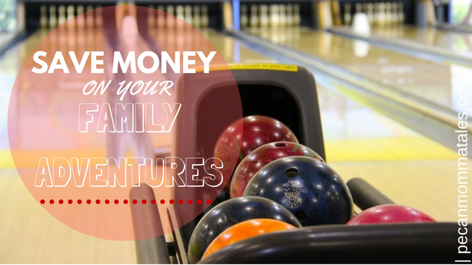 save money on your family adventures